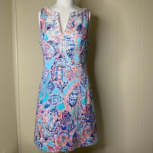 Lilly Pulitzer Gabby Shift Shell Me About It 4